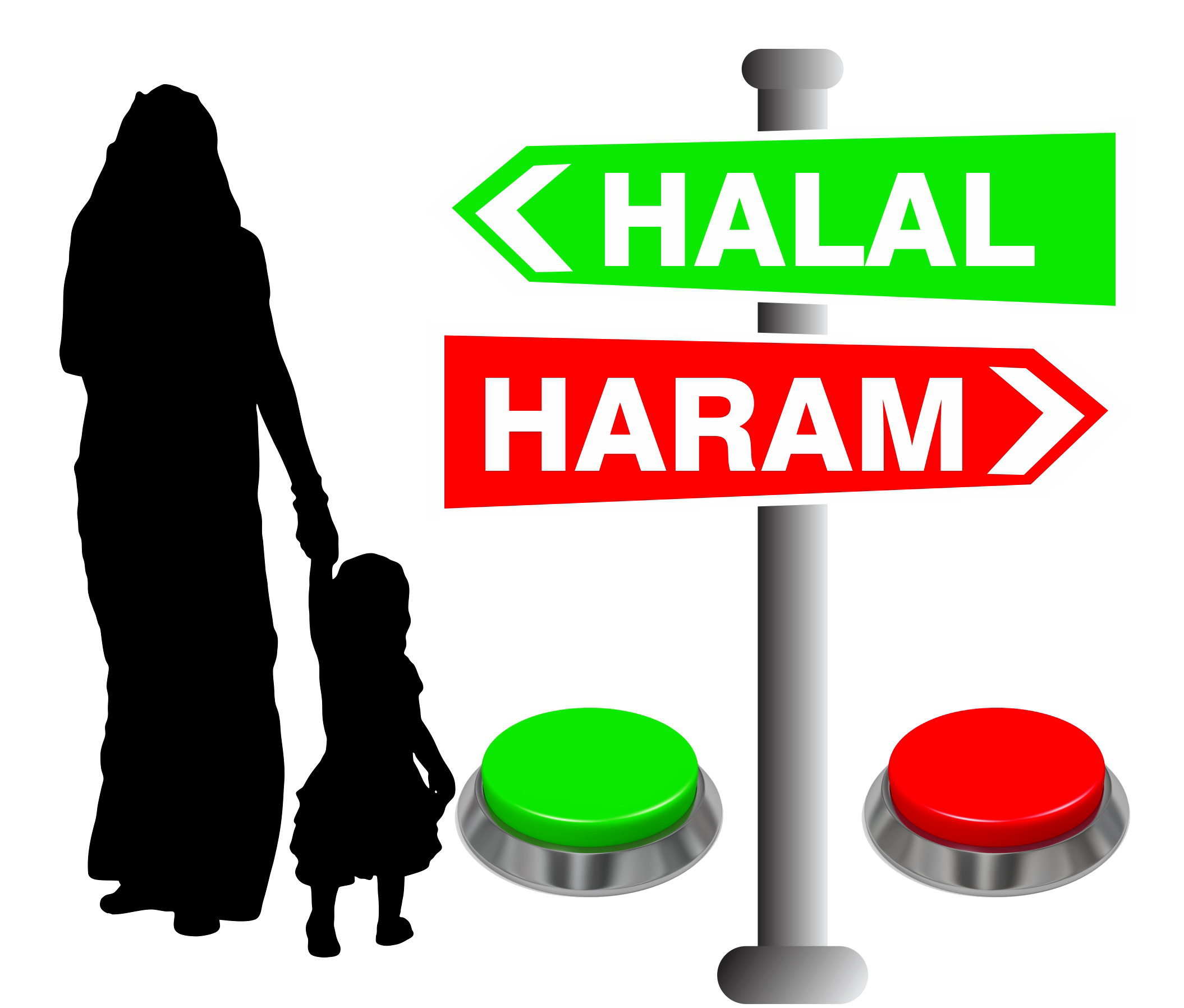 Halal & Haram Made it Easy! Download Halal & Haram eBooks Here!